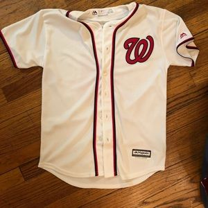 SOLD 💰 Nationals Jersey